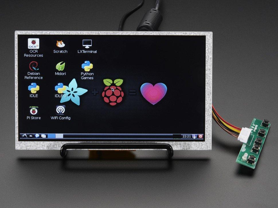 LCD & Displays