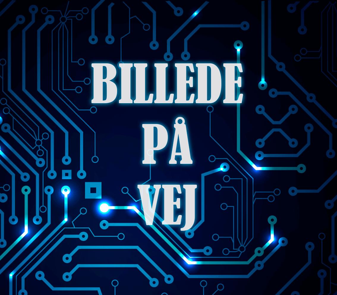 16x2 Tekst LCD Sort På Gul 5V