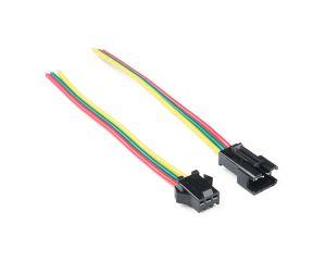 3-pin JST SM Han-Hun kabel sæt