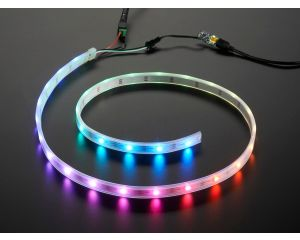 LED Strip 5m Digital RGB - 5V 30LED/m IP20 - WS2812B