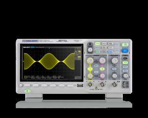 Oscilloskop 200MHz 2-kanal Siglent SDS1202X-E