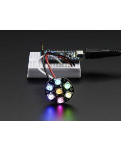 NeoPixel Juvel - 7 x WS2812 5050 RGB LED med driver