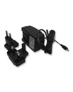 Raspberry Pi Strømforsyning 5.1V 2.5A