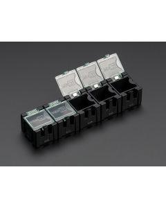 Antistatisk Modul Bokse - SMD Komponent Opbevaring - 5 styk