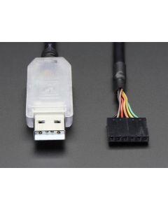 FTDI Serial TTL-232 USB Kabel