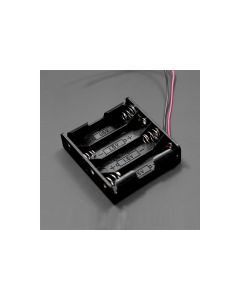 4xAA Batteri Holder