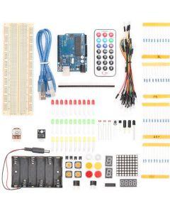 Arduino Startsæt med UNO Klon - Medium