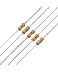 Kulmodstand - 220 Ohm 5% 1/4 Watt