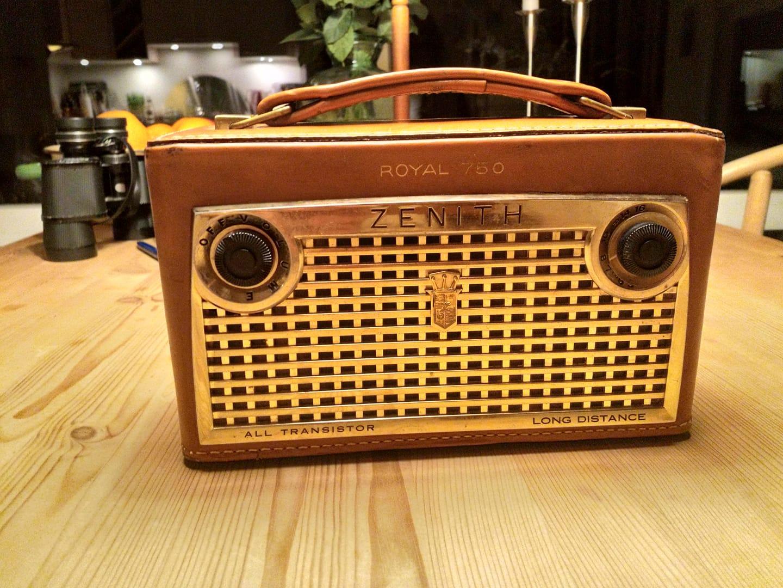 Ombyg din retroradio til en bluetooth radio